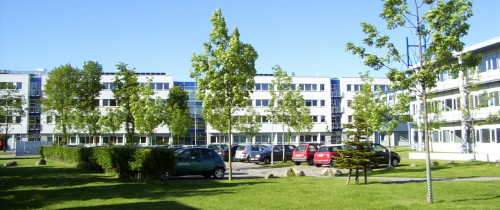Headquarter of Crisisnavigator in Kiel (Germany)